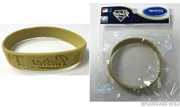 10 san diego padres rubber mlb wristband