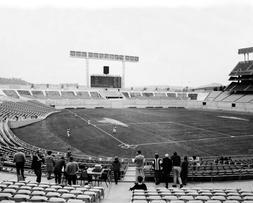 1968 SAN DIEGO STADIUM Glossy 8x10 Photo Padres Field Print