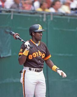 1984 San Diego Padres TONY GWYNN Glossy 8x10 Photo Baseball