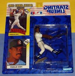 1993 FRED MCGRIFF San Diego Padres NM/MINT * FREE s/h* Start