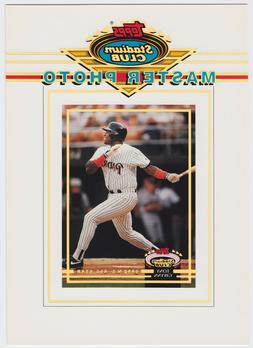 1993 Stadium Club - Murphy Master Photos - Tony Gwynn - Padr