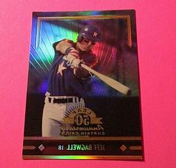 1998 Donruss Prized Collections, Leaf Curtain Calls #348 Jef