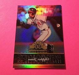 1998 Donruss Prized Collections, Leaf Curtain Calls #352 Chi