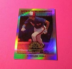 1998 Donruss Prized Collections, Leaf Curtain Calls #353 Lar
