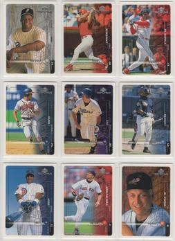 1999 Upper Deck MVP Baseball Team Sets **Pick Your Team**