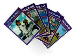2020 Topps Heritage Chrome PURPLE Hot Box SP You Pick Comple