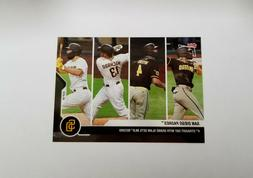 2020 Topps Now San Diego Grand Slam Diego Padres 4 Straight