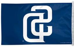 3 x 5 ft. MLB San Diego Padres Flag, Printed with Heading an