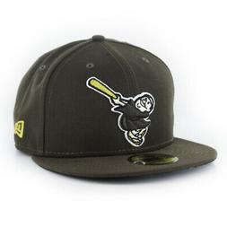 New Era 5950 San Diego Padres BR CO Friar Fitted Hat  Men's