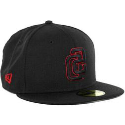 New Era 59Fifty San Diego Padres Fitted Hat  Men's Custom Ca