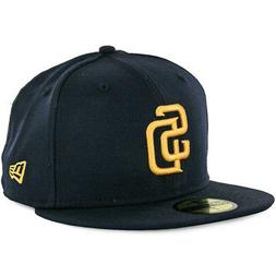 New Era 59Fifty San Diego Padres Fitted Hat  Men's Wool Cap
