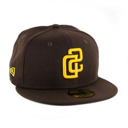 New Era 59Fifty San Diego Padres GAME Fitted Hat  Men's MLB