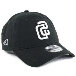 New Era 9Twenty San Diego SD Padres Strapback Hat  Dad Polo