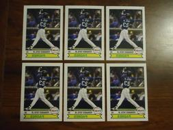 Fernando Tatis Jr Lot of 6 Rookie Cards 1979 Topps Style San