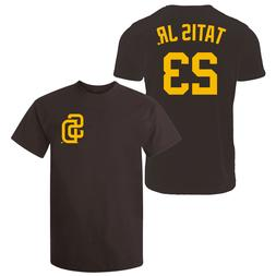 Fernando Tatis Jr T-Shirt San Diego Padres MLB Soft Jersey #