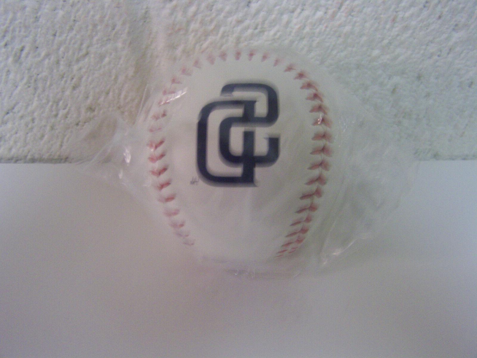 1 san diego padres team logo ball