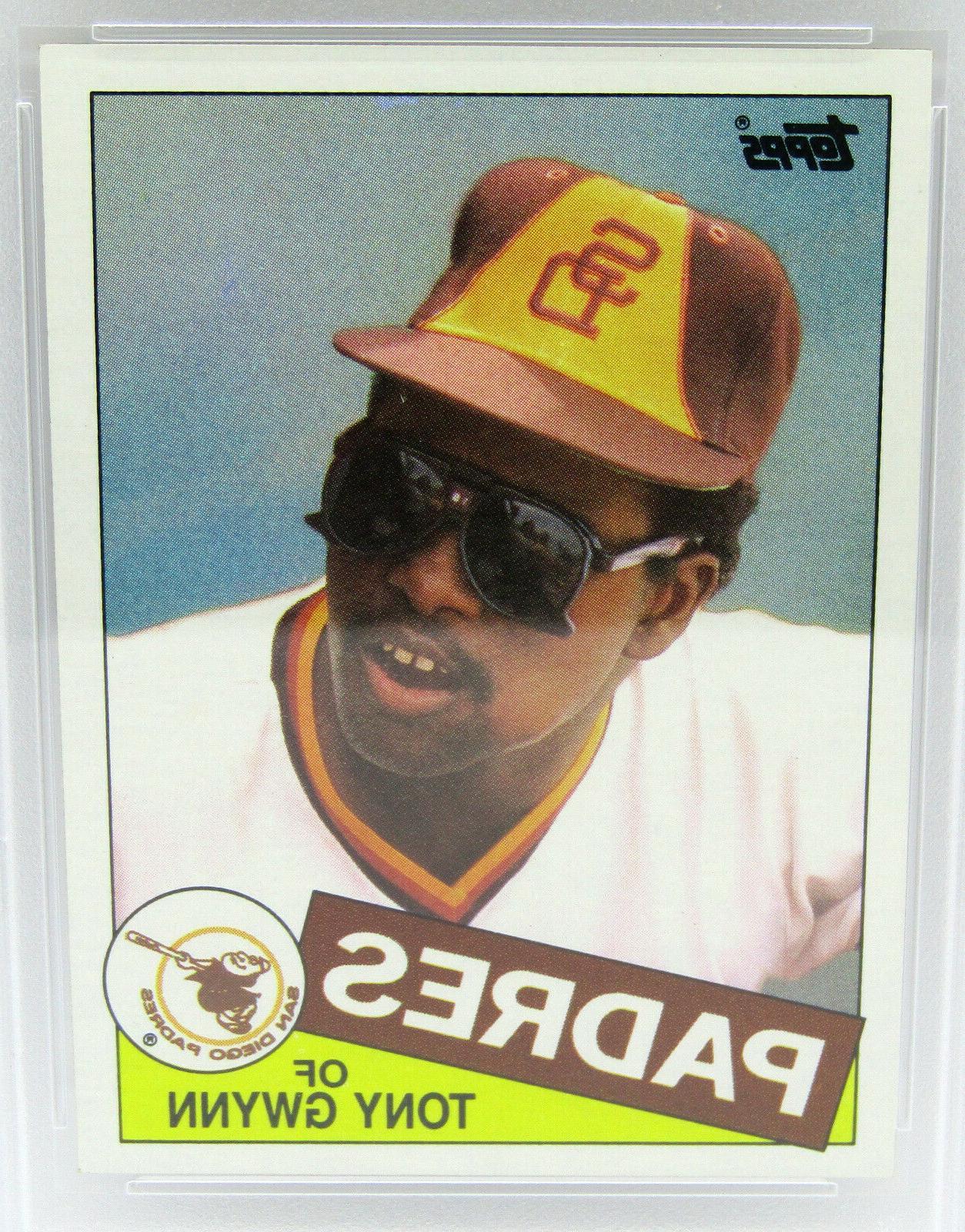 1985 San Diego Padres #660 Graded NM-MT+