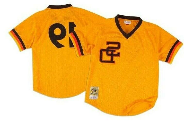 authentic mitchell and ness san diego padres