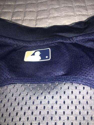 MLB Nike Sleeve Dri Fit Fitted