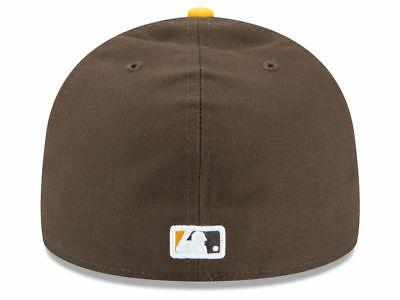 New Era Padres Fitted