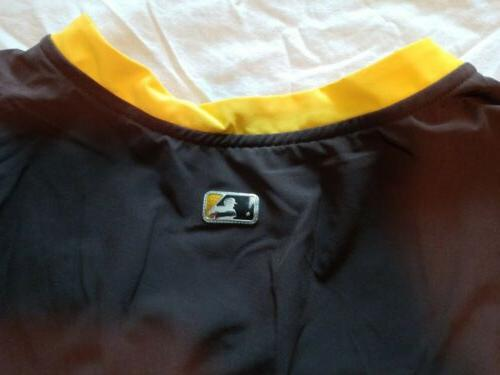 San Nike Authentic Short Batting Jacket XL