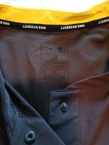 San Authentic Collection Batting Jacket