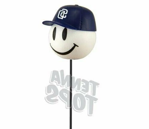 san diego padres baseball cap head car