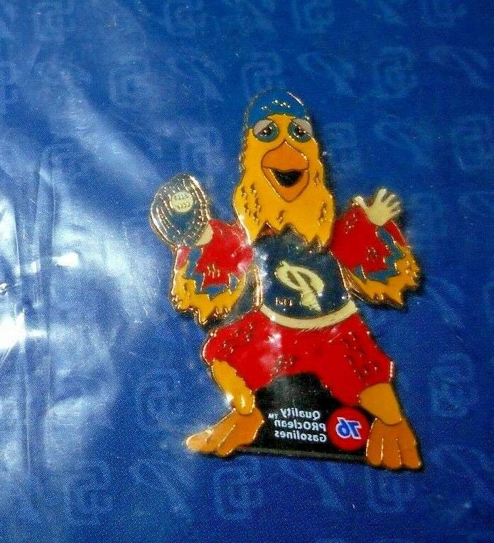 San Diego Padres Moveable Head Pin 76