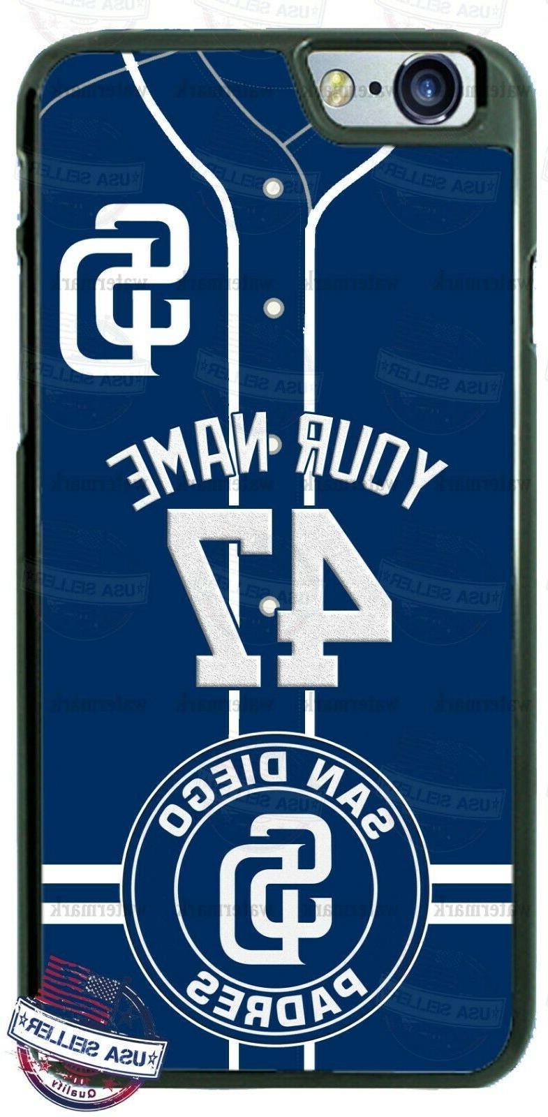 san diego padres custom phone case cover