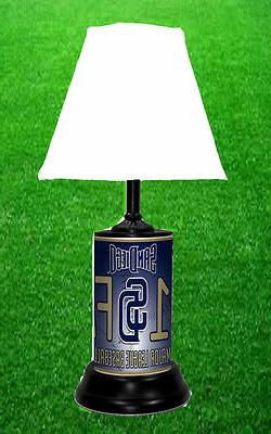 SAN DIEGO PADRES - MLB LICENSE PLATE LAMP - FREE SHIPPING IN