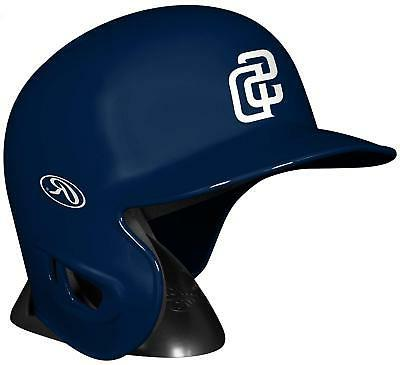 "MLB Franklin Sports San Diego Padres Blue 2.5"" Blue Wristb"