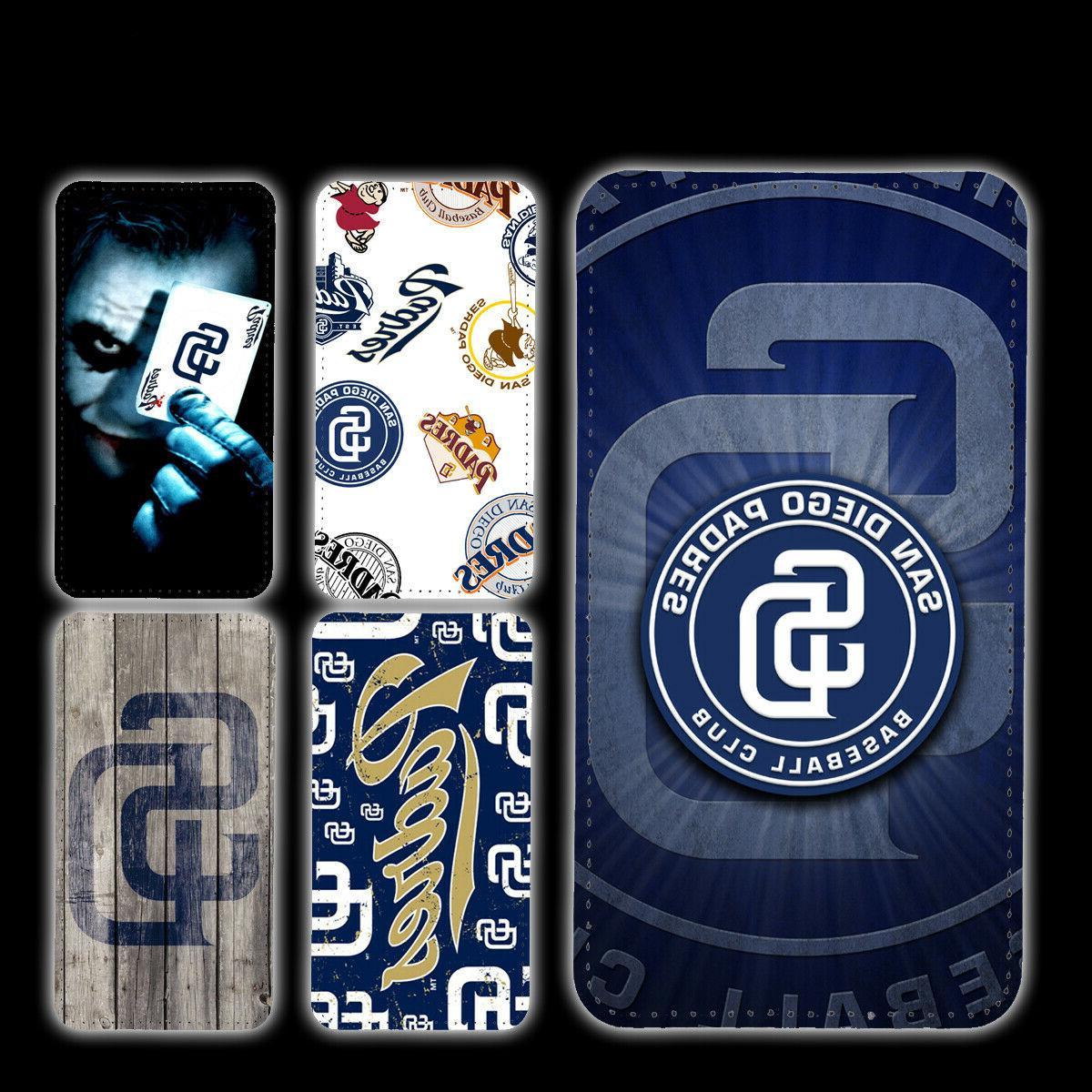 wallet case san diego padres iphone 7