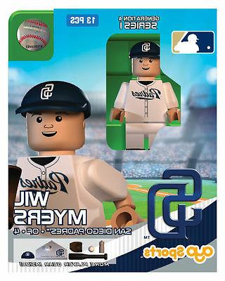 wil myers san diego padres mlb figure