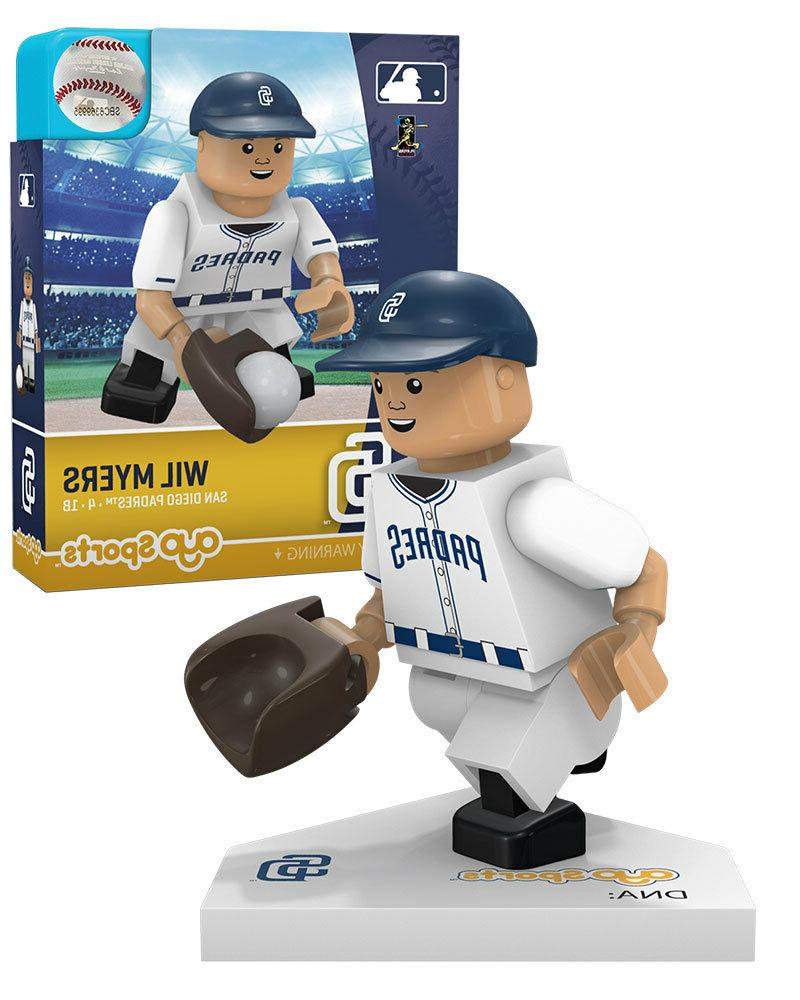 wil myers san diego padres sports toys