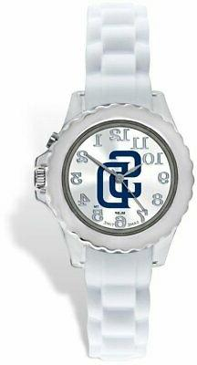 Youth MLB San Diego Padres Flash White Strap Watch