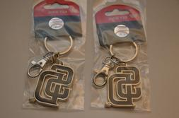 Lot of  NEW Officially Licensed Metal San Diego Padres Key C