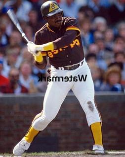 MLB 190's Tony Gwynn San Diego Padres at the Plate Color 8 X