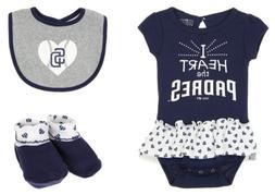 Outerstuff MLB Infant San Diego Padres Play With Heart Creep
