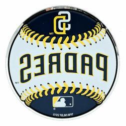 MLB Officially Licensed Baseball San Diego Padres Aluminum E