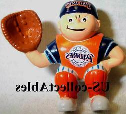 MLB San Diego Padres Baseball Catcher Lil Sports Brat Origin