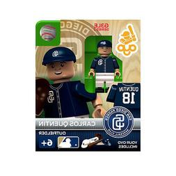 MLB San Diego Padres Carlos Quentin Generation 3 Toy Figure