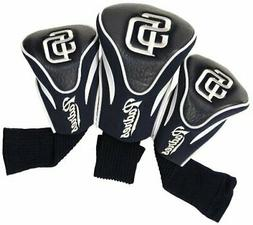 MLB San Diego Padres 3 Pack Contour Head Covers