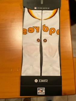 "Stance MLB - San Diego Padres ""Home 1980"" Cooperstown White"