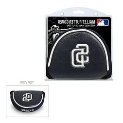 MLB San Diego Padres Mallet Putter Cover Golf Headcover Cour