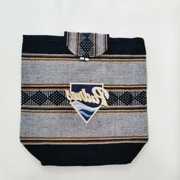 MLB San Diego Padres Mexican Backpack Embroidered Logo Handm