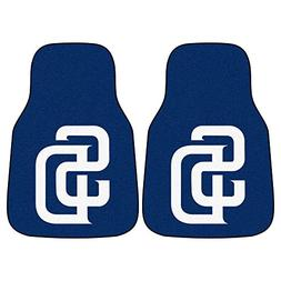 FANMATS MLB San Diego Padres Nylon Face Carpet Car Mat