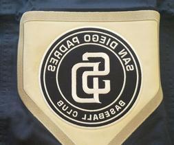 NEW POTTERY BARN MLB BASEBALL SAN DIEGO PADRES NAVY  STANDAR