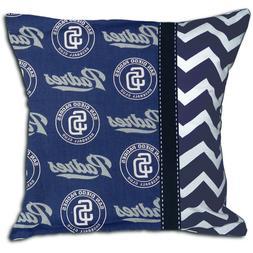 NEW MLB SD San Diego Padres Baseball Throw Pillow