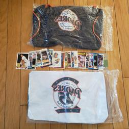 SAN DIEGO PADRES 1992 ALL STAR & 1993 25TH ANNV. DUFFLE BAG
