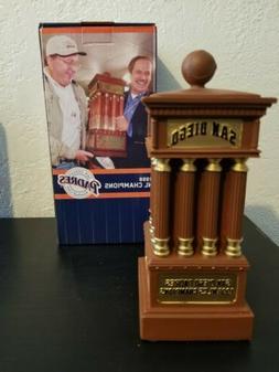 San Diego Padres 1998 NL Championship Replica Trophy